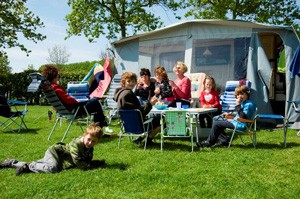 Camping Julianahoeve, Renesse